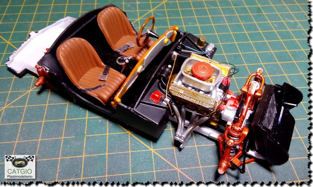 Shelby Cobra S/C - Revell - 01/24 - Finalizado 24/04 - Página 2 17206723241_79c3ca42b7_o
