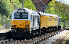 Derby RTC Test Trains