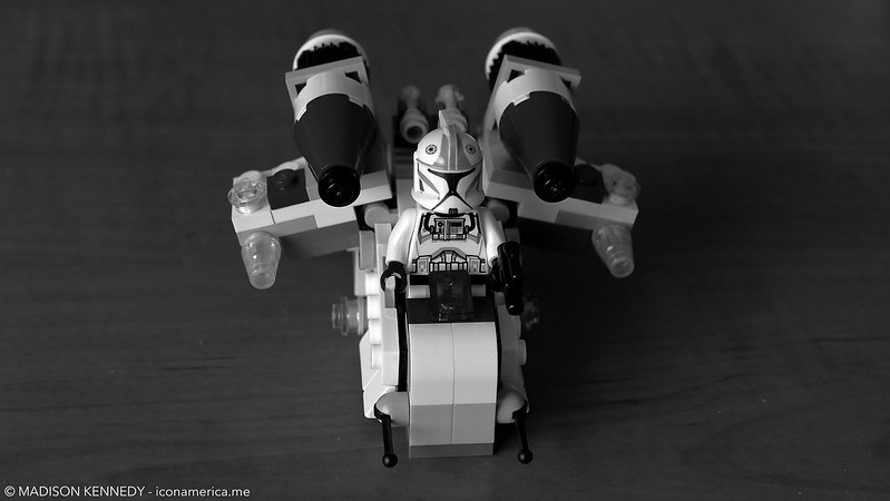 LEGO STAR WARS REPUBLIC GUNSHIP