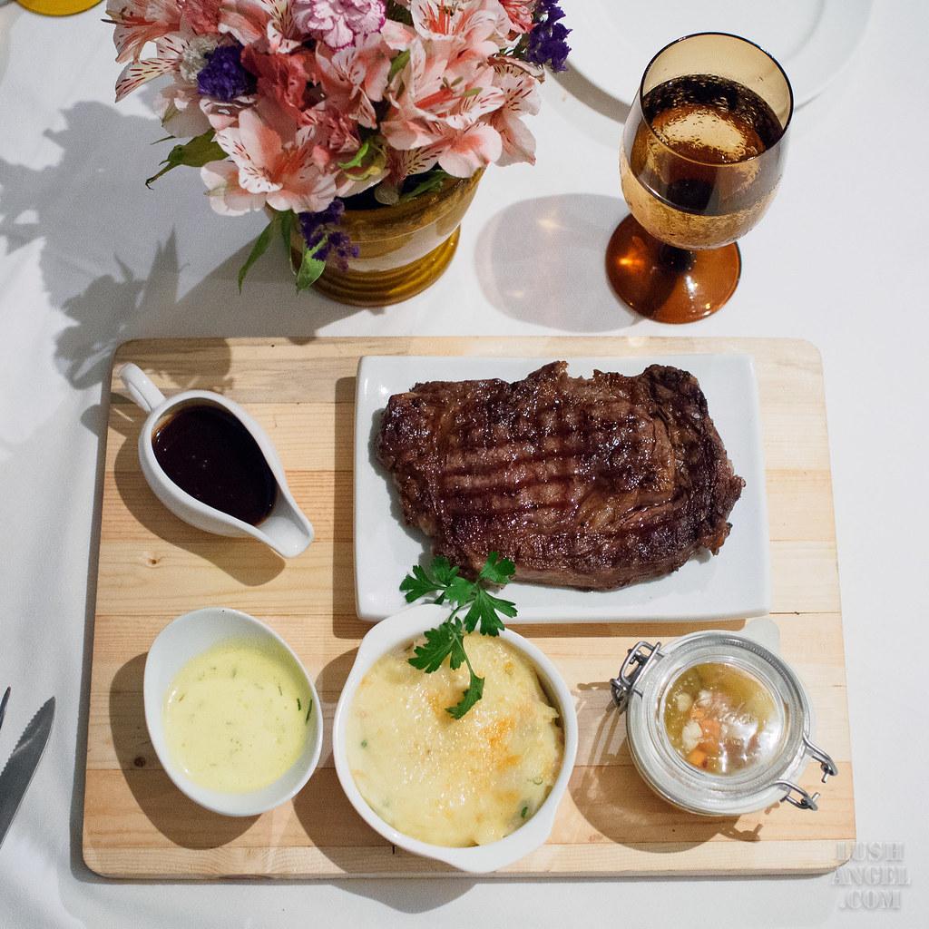 verbena-steak