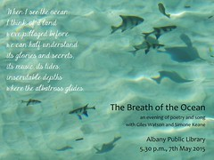 The Breath of the Ocean promotional poster