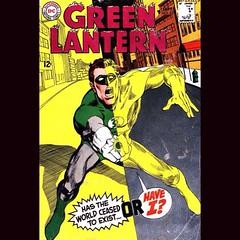 #GreenLantern's existential crisis. #Comics