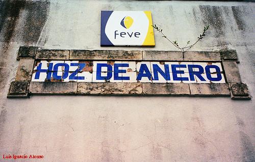 FEVE (S.B.)  -  Hoz de Anero  8-12-2015