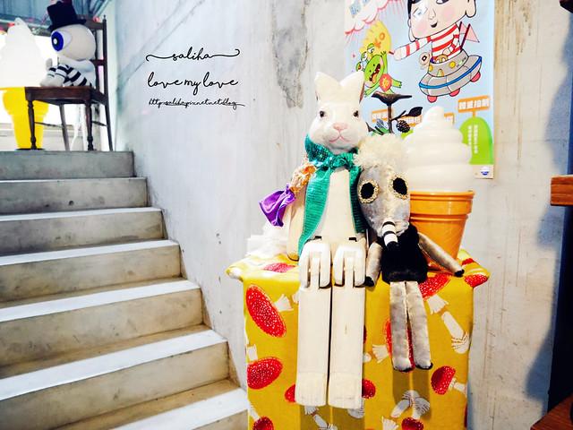 台北中正紀念堂站附近美食餐廳不限時下午茶推薦眼球咖啡 (2)