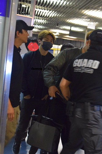 Dae Sung - Macao Ferry Terminal - 22oct2015 - daesung_xoxo - 01