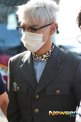 Big Bang - Incheon Airport - 07aug2015 - Newsen - 15