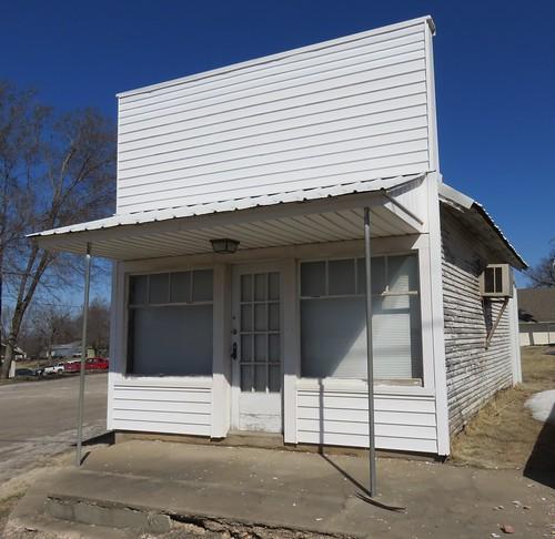 Old Post Office 65664 (Halltown, Missouri)