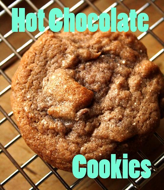 President's Choice Hot Chocolate Cookies