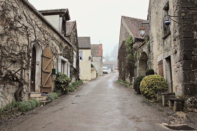 Alise-Sainte-Reine, Burgundy, France