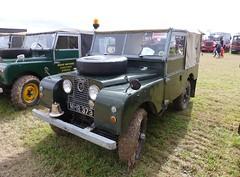 'The Farmer's Friend' Land Rover Series 1