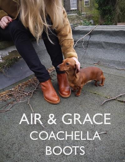 AIR GRACE COACHELLA BOOTS