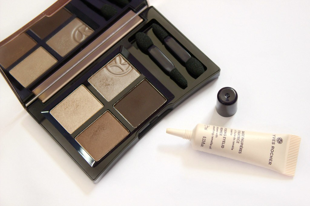 Yves Rocher Sumptuous Colour Eye Shadow Quad