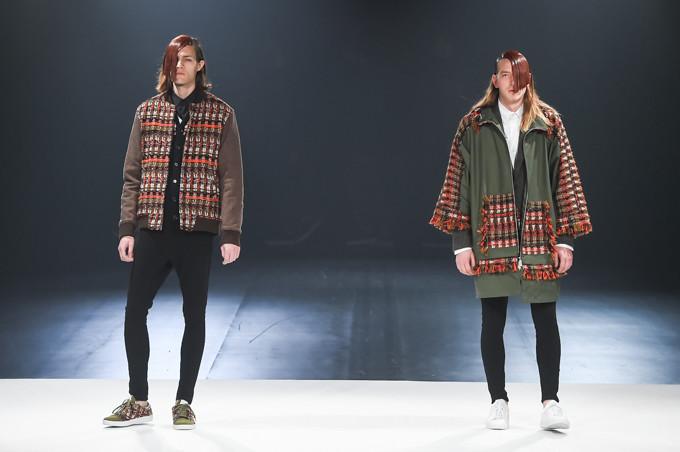 Marcel Castenmiller3368_FW15 Tokyo yoshio kubo(Fashion Press)