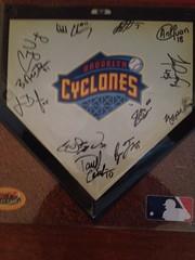 Signed Bases