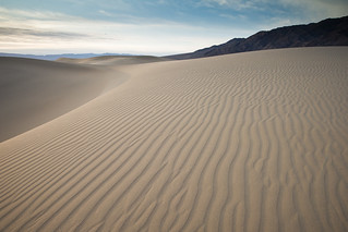 Mesquite Sand Dunes, Death Valley Nationalpark, CA | Roland Krinner