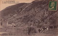 76. Environs de Flers - Vallée de Noiret - Les bords du Noireau (c.1920)