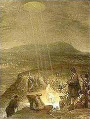 The baptism of christ flemish artist