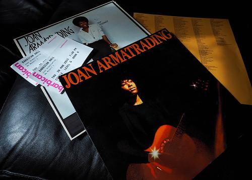 Joan Armatrading albums