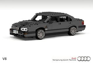 Audi V8 (1989)