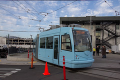 First Hill Streetcar on Display