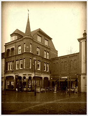Market Place, Rugby