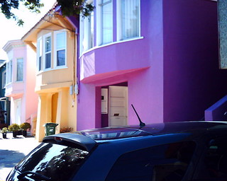 Nice colored houses