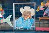 South Austin: Doug Sahm mosaic