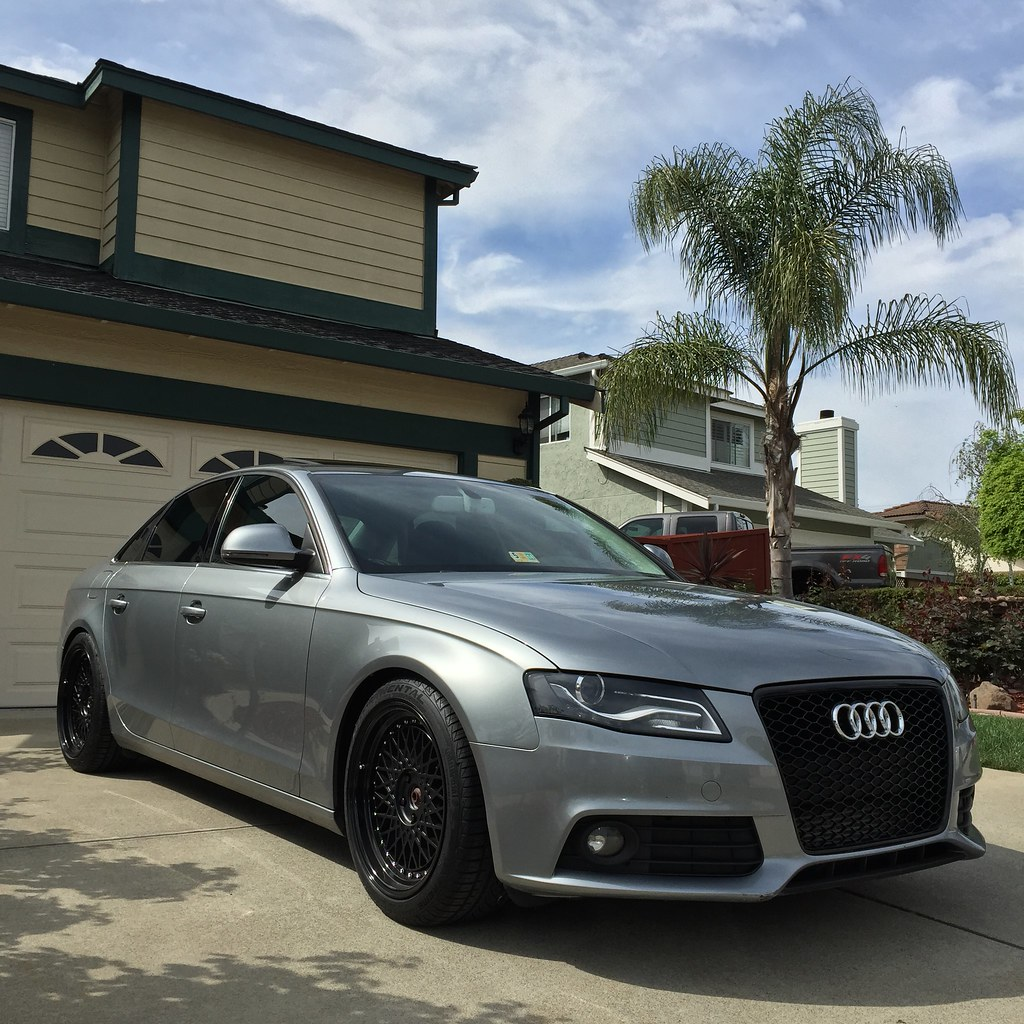 OFFICIAL B8 A4 Wheel Gallery ***