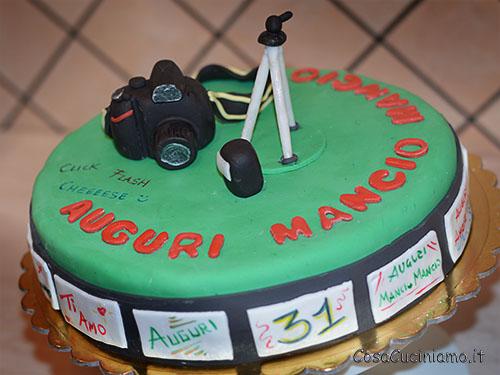 Torte - 47 - Torta Fotografia