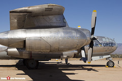 49-0372 - 16148 - USAF - Boeing KB-50J Superfortress - Pima Air and Space Museum, Tucson, Arizona - 141226 - Steven Gray - IMG_8407