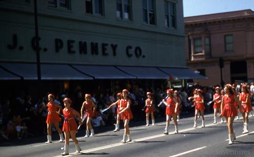 JC Penney, Downtown Palo Alto, California
