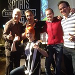 Ulmers vei ke #casinoliiga'n. Huomenna jatkuu pelit #casinohelsinki #pöytäfutis #casinosportsbar #pelipäivä