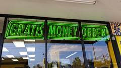 Cashing money orders?