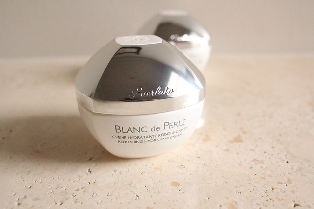 guerlain blanc de perle face cream review