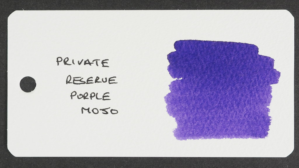 Private Reserve Purple Mojo Reference