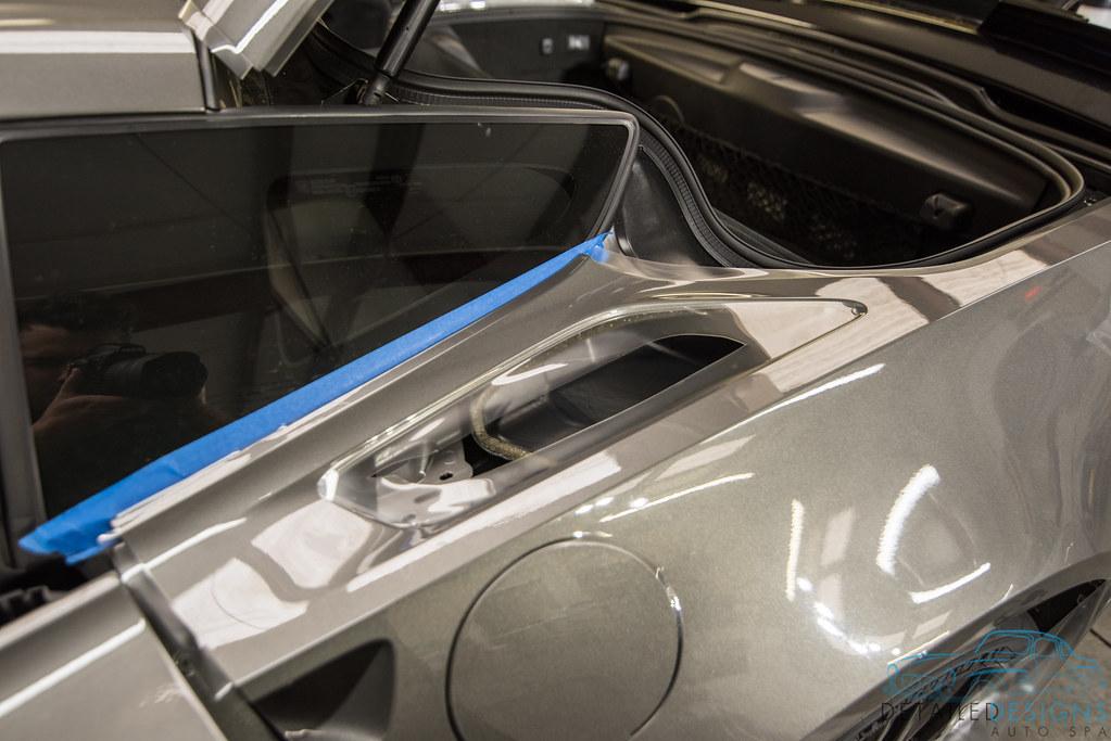 http://www.detaileddesignsautospa.com Clear Bra Atlanta Car Detailing
