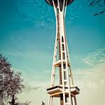 Image de Space Needle près de City of Seattle. seattle architecture design space needle
