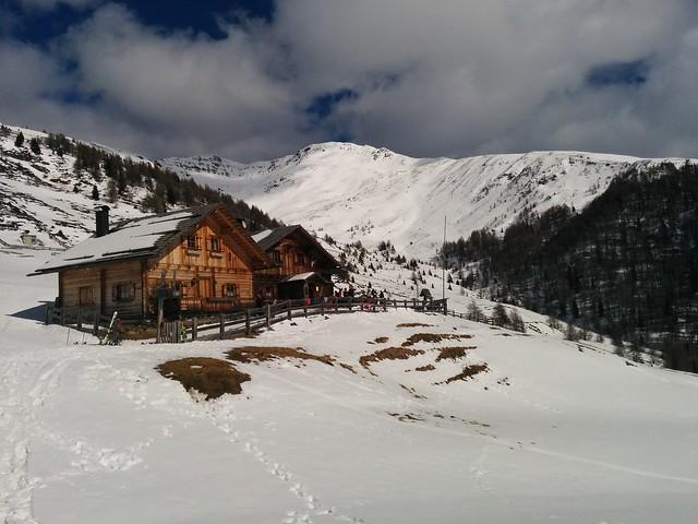 Die Klammbachalm, Sextner Dolomiten