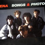 "NENA Songs & Photos 12"" VInyl LP"