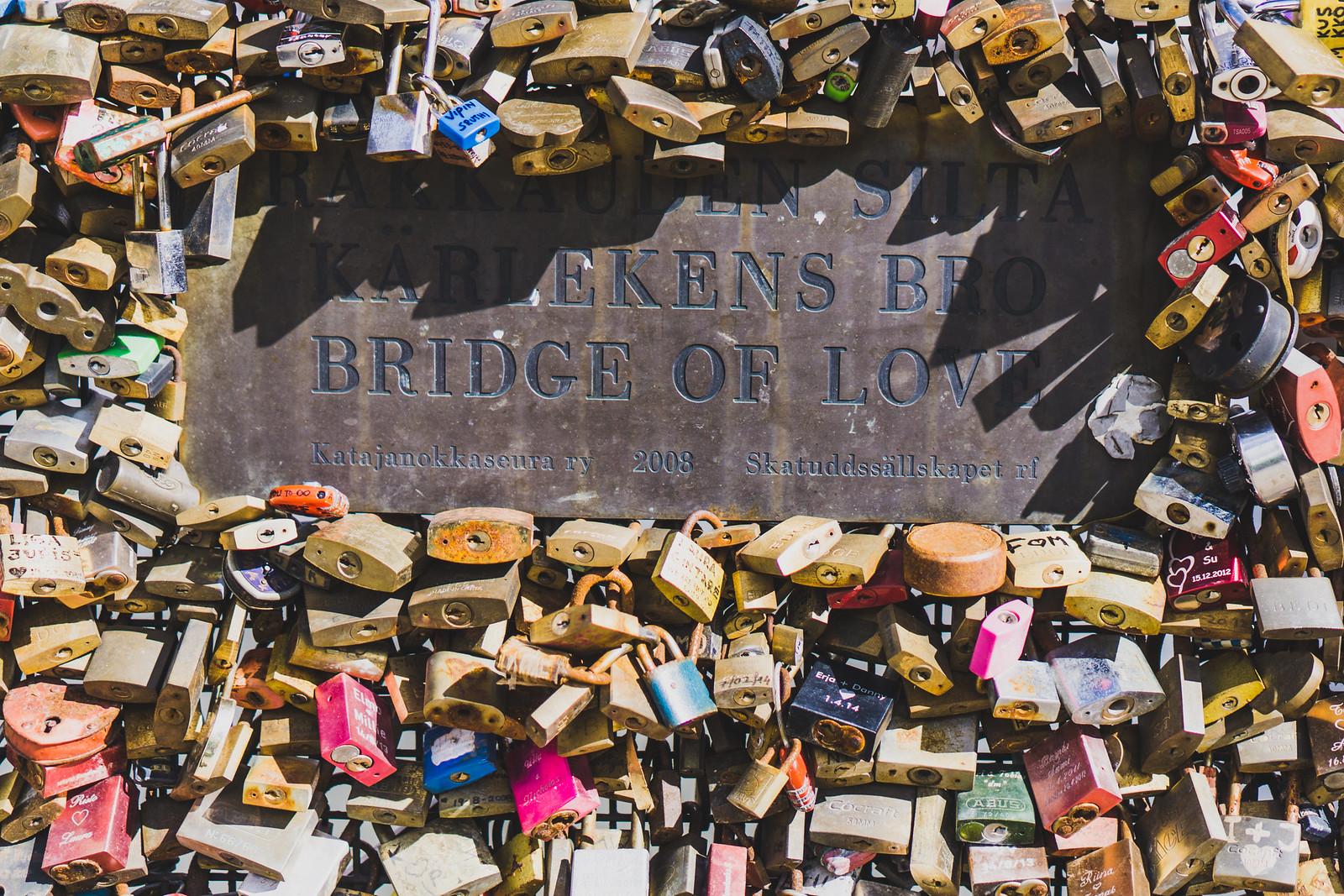 Love Bridge, Helsinki