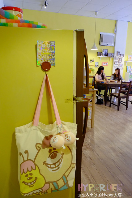 17292582056 feebcef14c z - 好逗Food.Cafe.Good Dog,小清新少女風咖啡店~帕尼尼不錯吃喔!