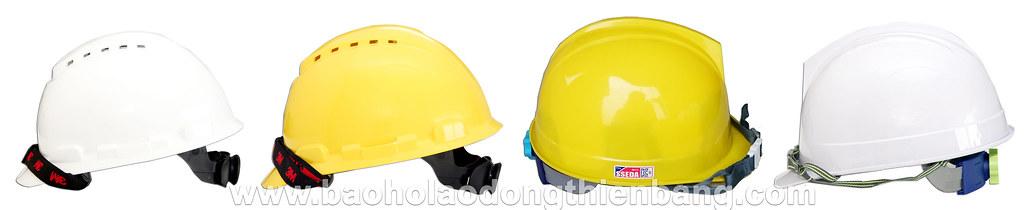 Những Mẫu Mũ Nhựa Bảo Hộ Lao Động Không Nên Bỏ Qua