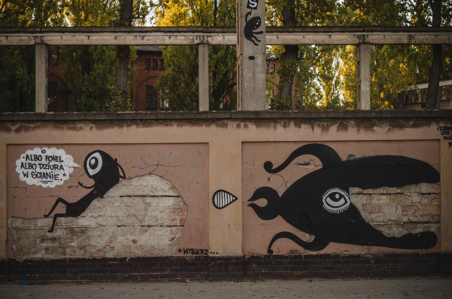 street art poznań