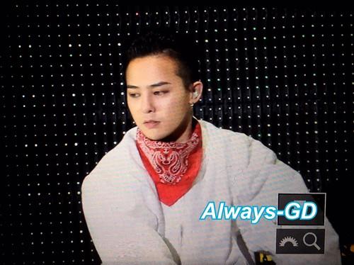 Big Bang - Made Tour - Osaka - 11jan2016 - Always GD - 01