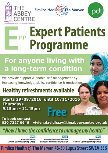 ExpertPatients-Pimlico-29-09-16