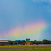 RAF Coningsby Rainbow by Dan - DB Photography
