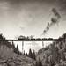 Cascade Trestle by Curt Bianchi