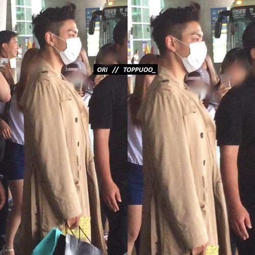 Big Bang - Incheon Airport - 13jul2015 - Toppuoo_ - 02
