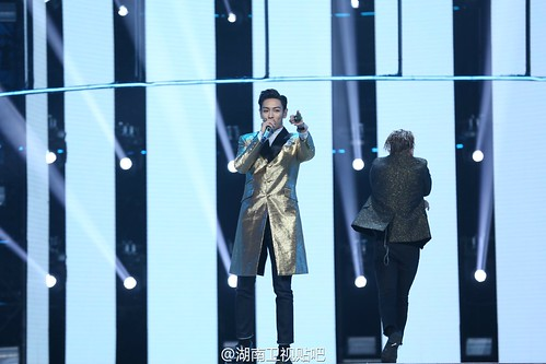 BIGBANG Hunan TV 2015-12-31 by 湖南卫视贴吧  (6)
