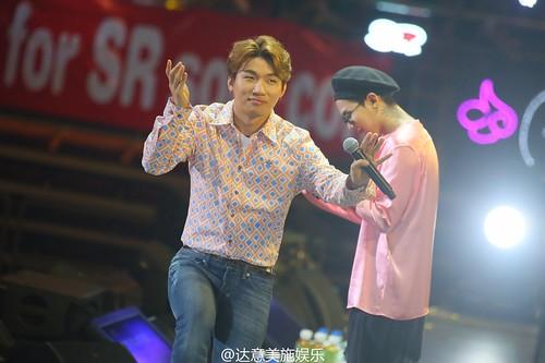 BIGBANG Guangzhou Day 1 2016-07-07 Daesung (2)